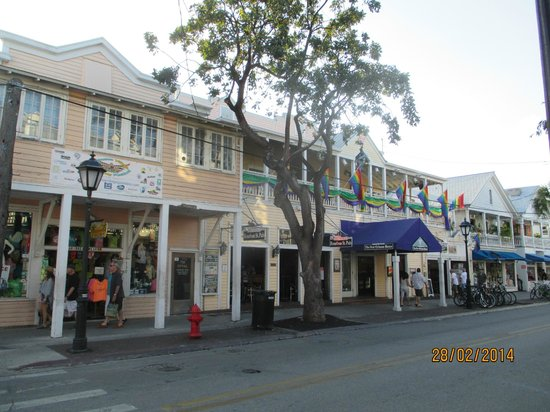 Calle Duval: Duval street