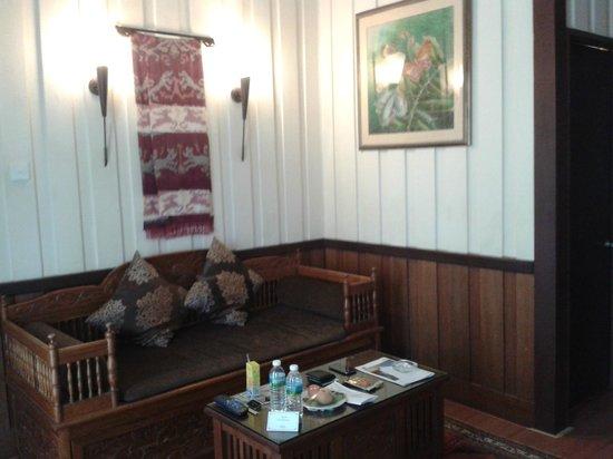 Eastern Pavilion Boutique Resort & Spa: Lounge
