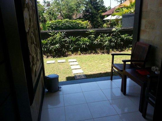 Segara Agung Hotel: Junior-Suite Terrace