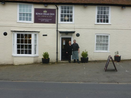 The Kings Head: Refurbished Pub with new owners