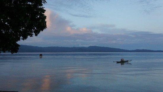 Saparua, Indonésie: Beach