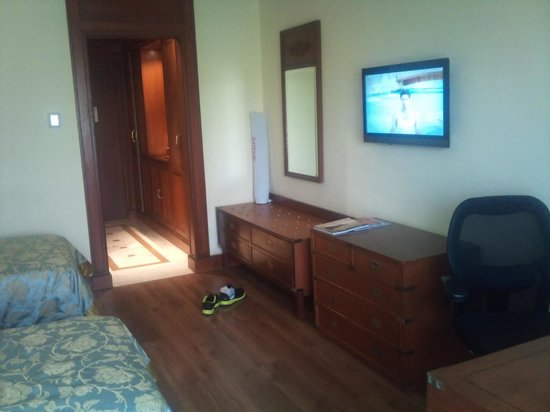 The Gateway Hotel Ambad Nashik : room