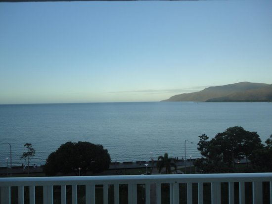 Rydges Tradewinds Cairns: View from the room