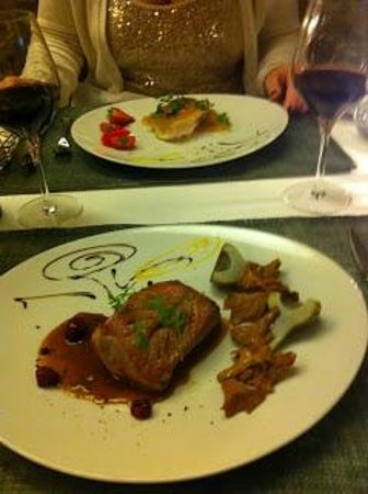 La Girole: stunning starters