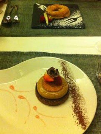 La Girole: amazing dessert