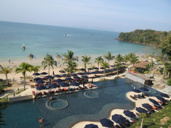 Beyond Resort Krabi : Piscina,mare