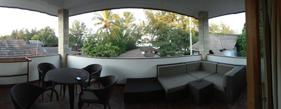 Trawangan Dive Resort: Balcony