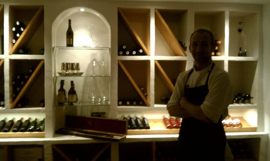 By Larius: The Chef in the Wine Cellar