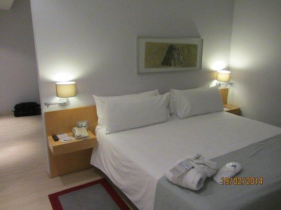Tryp Barcelona Aeropuerto Hotel : Habitación Junior Suite