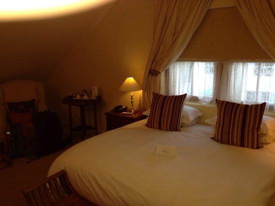 Labri Manor: Zimmer