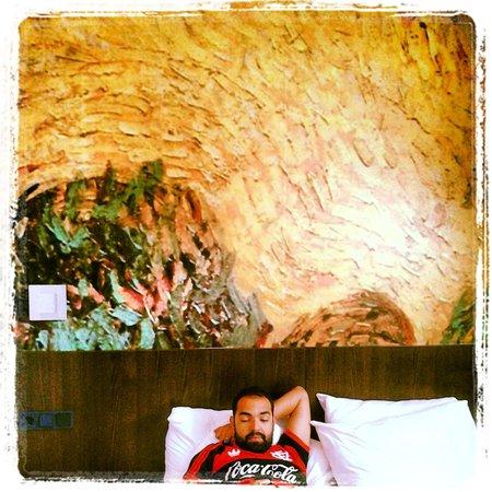 Hotel Van Gogh : Quarto do hotel
