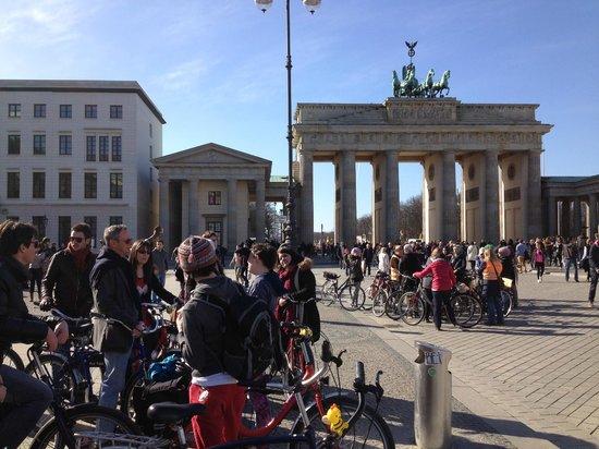 Fat Tire Tours Berlin: Berlin Bike Tour