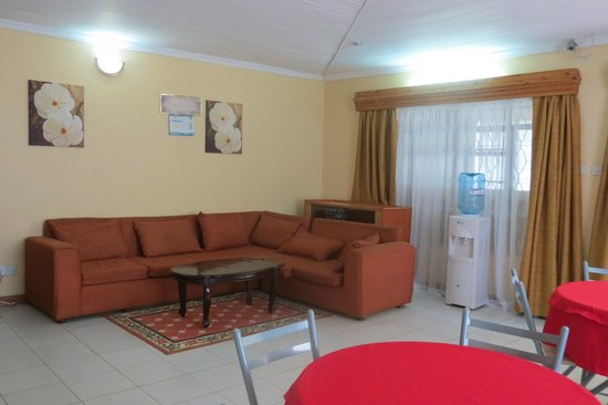 Covenant Guest House : Lounge Area