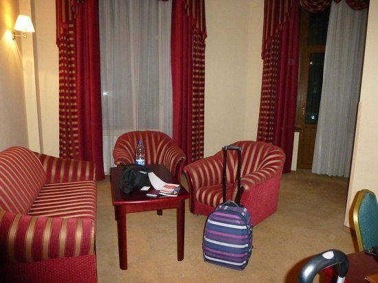 Hotel Matejko: Our Room 105