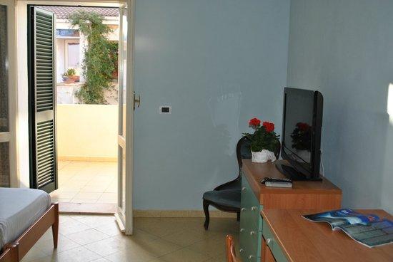 Camera con terrazzo picture of geranio rosso hotel & restaurant