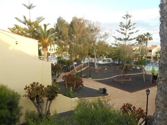 Playa Park Club: vue de la chambre