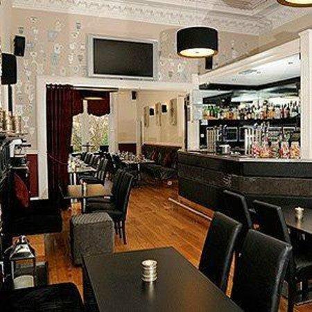 West End Hostel : Bar/Bistro