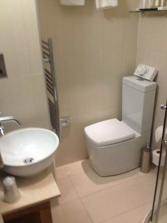 Best Western Boltons Hotel London Kensington : Bathroom