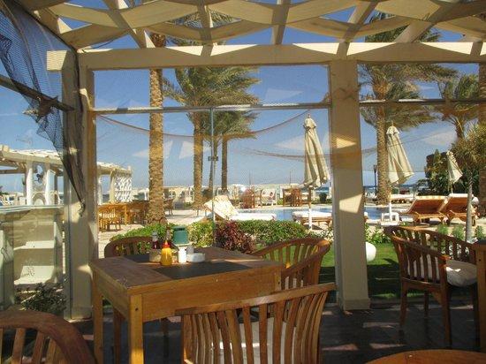 Sensimar Premier Le Reve: Beach Restaurant