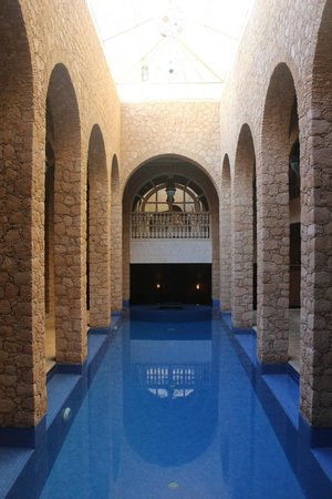 La Sultana Oualidia : spa pool