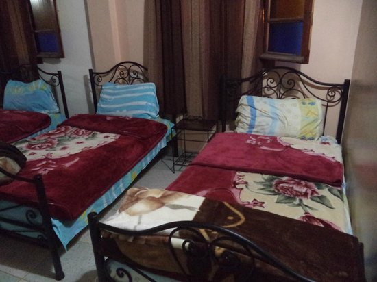 Bab Al Madina: stanza