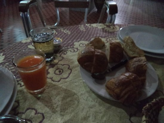Bab Al Madina: colazione