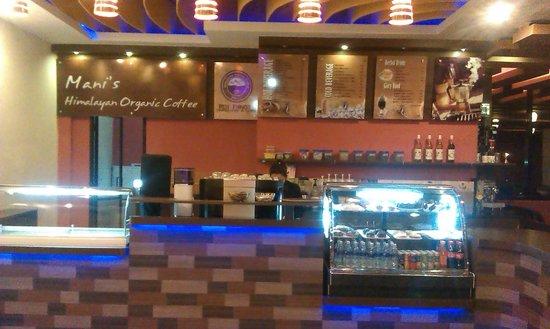 Mani's Himalayan Organic Coffee