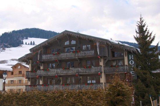 La Grange d'Arly : The Hotel