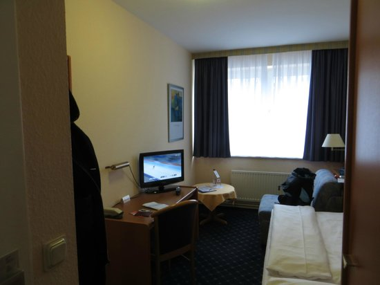 Elbbrücken Hotel: Room