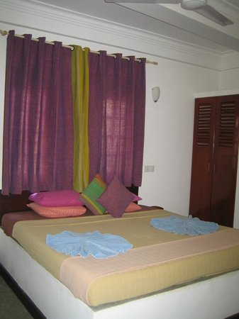 Seagreen Guesthouse: Aurora Bastion rm 3