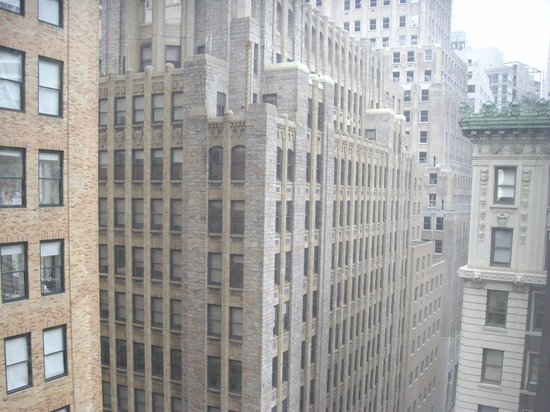 Andaz Wall Street: View 2