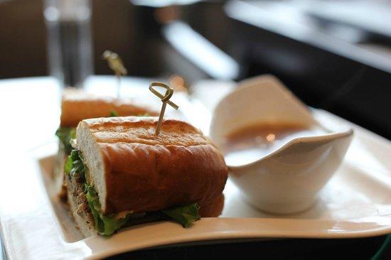 Fairmont Vancouver Airport: Restaurant - déjeuner