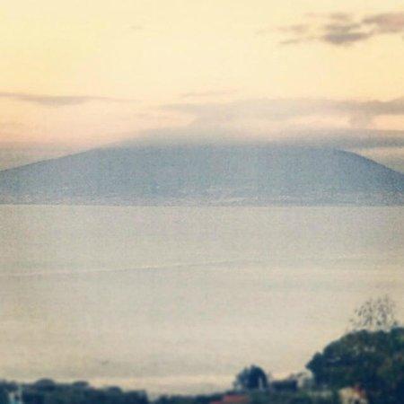 Il Nido Hotel Sorrento: Panorama dalla nostra camera