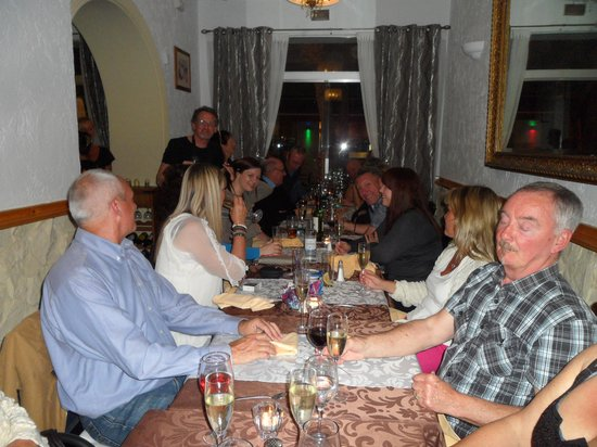 Neils Brasserie: great night
