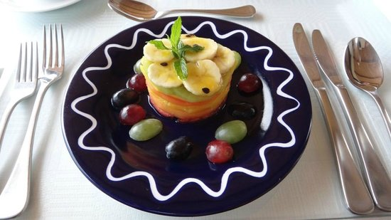Linkside2 Guest house: Breakfast starter