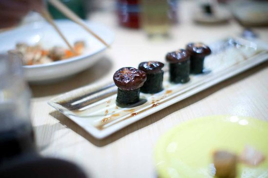 Sushi Tei: Beautifully prepared, yummy sushi