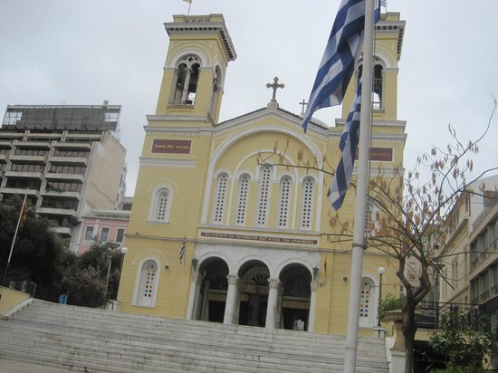 Hotel Argo Anita : Church Piraeus