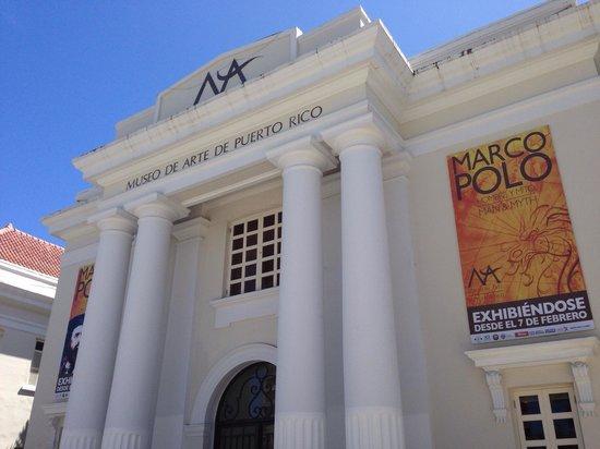 Museo de Arte de Puerto Rico: Marco Polo Exhibit should not be missed!
