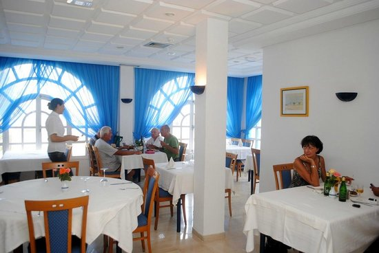 Dar Salem: Restaurant