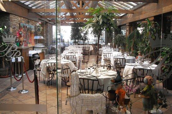 Hôtel Spa Princesa Parc : restaurant