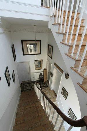 Pitt House: Stairway