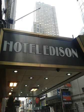 Hotel Edison Times Square : Photo of the Hotel