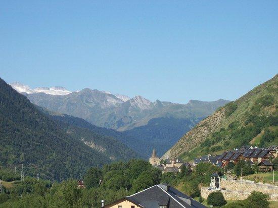 Garona Hotel: Vistas