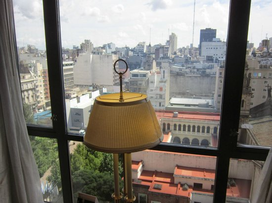 InterContinental Hotel Buenos Aires: View from Superior King 1111