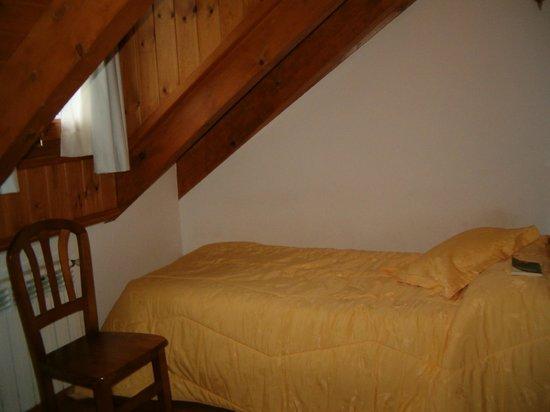 Garona Hotel : Habitación de mi hermano