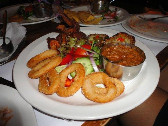 Coriander Restaurant: Yummy starter