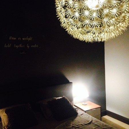 Sauvignon Country Lodge: beautiful design rooms