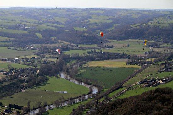 Montgolfieres de Falaise : Autour de Clécy