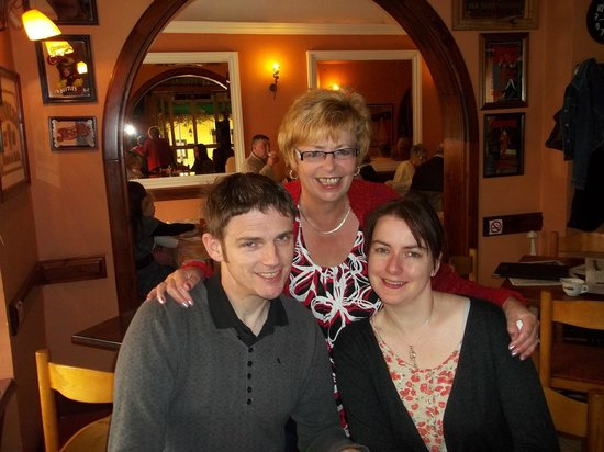 The Plum Tree Bar & Restaurant: lunch with son and partner last year