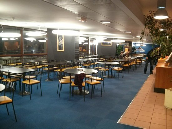 UCPA Flaine les Lindars : Restaurant